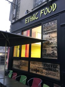 ethnic food rennes
