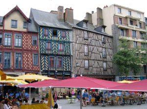 Place Sainte Anne Rennes