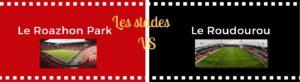 Le match stade rennais vs eag 4