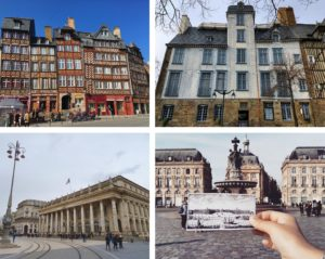 Bordeaux vs Rennes fight architecture