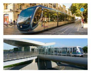 le fight Bordeaux vs Rennes transport
