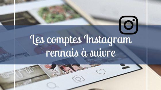 Instagram rennais Rennes Flâneur